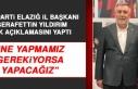 AK Parti İl Başkanı Yıldırım, Açıklama Yaptı