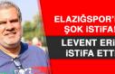 Maçın Ardından Elazığspor'da İstifa Açıklaması...