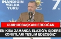 Cumhurbaşkanı Erdoğan, Elazığ'daki Konutlarla...