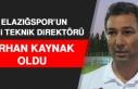 Elazığspor'un Yeni Teknik Direktörü Belli Oldu!