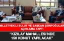 Kızılay Mahallesi'nde TOKİ Tarafından 150...