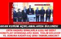 Bakan Murat Kurum, TOKİ Konutlarıyla İlgili Açıklama...