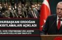 Cumhurbaşkanı Erdoğan, Açıkladı! Sokağa Çıkma...