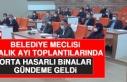 Belediye Meclisi Aralık Ayı Toplantılarında Orta...