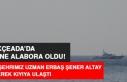 Hemşehrimiz Altay, Alabora Olan Tekneden Yüzerek...