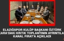 Ankara'daki Kritik Toplantıda Elazığspor İçin...