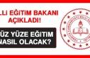 Milli Eğitim Bakanı Selçuk'tan Yüz Yüze...