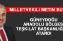 Milletvekili Bulut Güneydoğu Anadolu Bölgesi Teşkilat...