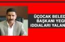 Üçocak Belediye Başkanı Yegül, İddiaları Yalanladı