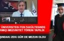 67 Yaşındaki Zeki Gür, Fırat Üniversitesi'nden...