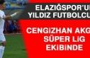 Cengizhan Akgün Süper Lig Ekibinde