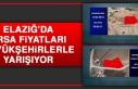 Elazığ'da Arsa Fiyatları Büyükşehirlerle Yarışıyor