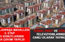 Abdullahpaşa Mahallesi 3. Etap TOKİ Konutlarının...
