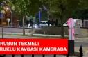 Elazığ'da İki Grubun Tekmeli, Yumruklu Kavgası...