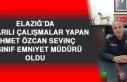 Elazığ'da Başarılı Çalışmalar Yapan Ahmet...
