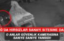 Elazığ'da Hırsızlar Sanayi Sitesine Dadandı