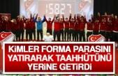 Elazığspor'a Yardım Sözünü Yerine Getiren İsimler