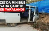 Elazığ'da Minibüs Duvara Çarptı: 8 Yaralı