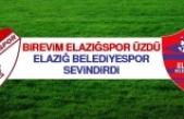 Birevim Elazığspor Üzdü; Elazığ Belediyespor Sevindirdi