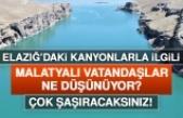 Malatyalılar Kanyon Tartışmasıyla İlgili Ne Düşünüyor?