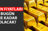 18 Mayıs Altın Fiyatları