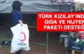 Türk Kızılay'ından Baskil'deki Tarım İşçilerine Gıda ve Hijyen Paketi Desteği