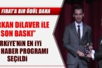 """""""Furkan Dilaver İle Son Baskı"""" Türkiye'nin En İyisi Seçildi"""
