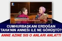 Cumhurbaşkanı Erdoğan Taha'nın Ailesiyle Ne Görüştü?