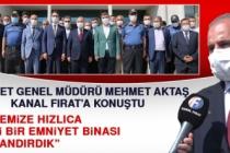 Emniyet Genel Müdürü Aktaş'tan Sivrice'de Önemli Açıklamalar
