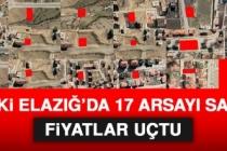 TOKİ Elazığ'da 17 Arsayı Sattı! Fiyatlar Uçtu