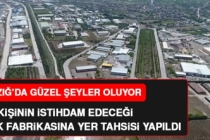 Elazığ OSB'de İplik Fabrikası Kurulacak