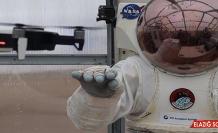Astronotlar İçin Akıllı Eldiven Geliştirildi