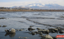Van Gölü'nde Sular Çekilince İnsan Kemikleri Ortaya Çıktı