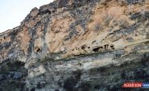 'Urartu Mağaraları' turizme kazandırılacak