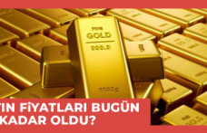 15 Ekim Altın Fiyatları