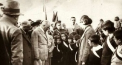 Gazi Mustafa Kemal Atatürk'ün Elazığ Ziyareti