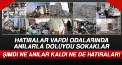 Elazığ'da Yıkım Sürdükçe Acı Büyüyor!