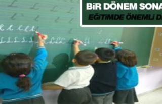 Eğitimde Önemli Değişiklik: El Yazısı Dönemi...