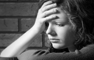 Almanya'da çocuk ve genç depresyon hasta sayısı...