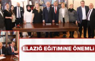 Elazığ'a Yeni Okul Yapılacak