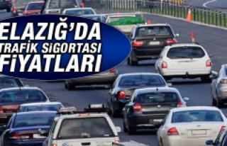 Elazığ'da En Yüksek ve En Düşük Trafik...