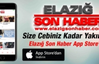 Elazığ Son Haber App Store