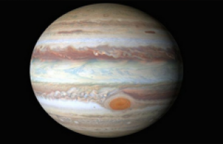 Güneş Sistemi'nin en büyük gezegeninde yeni...