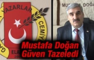 Mustafa Doğan Güven Tazeledi