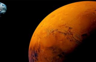NASA'dan Mars'ta yeni keşif