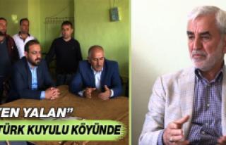 Öztürk Kuyulu Köyünde