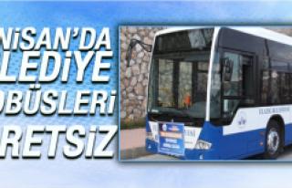Referandum Günü Belediye Otobüslerinde Ücretsiz...