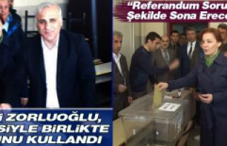 """""""Referandum, Ülkemizin Kalkınmasına Daha da Katkı..."""