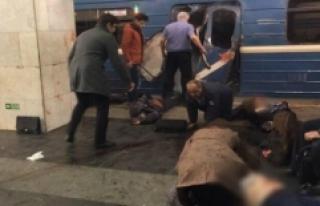 Rusya'daki Metro Saldırganının Kimliği Belli...