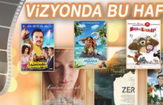 Sinemada Bu Hafta 6 Film Vizyonda